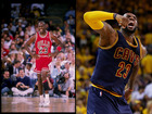 LeBron passes Michael Jordan in playoff wins