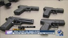 Bedford PD confiscate 4 fake guns in one night