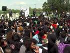 Tamir Rice's mother speaks at KSU May 4 event