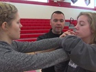 Fairview HS seniors learn self defense