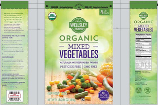 Company recalls all frozen fruit & vegetables