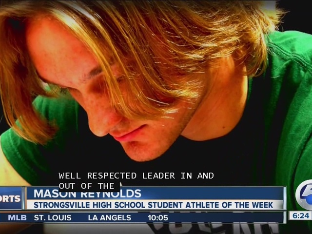 Student Athlete of the Week: Mason Reynolds