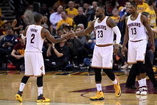 Cavs take EC Finals Game 2 from Raptors, 108-89