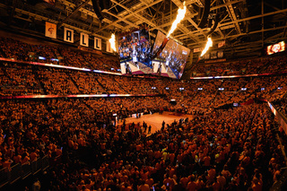 Cavs take on Raptors in Game 3 of EC Finals