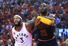 Cavs lose to Raptors 99-84 in EC Finals Game 3