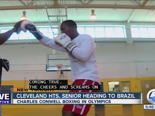 Local CLE Hts. teen gets spot on US Olympic team