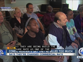Water customers sue Cleveland Water Dept.