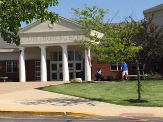 Avon high school evacuated for strange odor