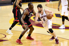 Cavs crush Raptors 116-78 in Game 5 of EC Finals