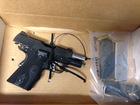 Guns drawn after car crash in Westlake