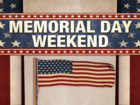 LIST: Top 5 things to do Memorial Day weekend