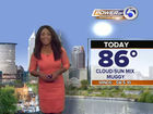 FORECAST: Very warm and muggy Saturday