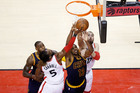 SLO-MO: Cavs drive Raptors hopes to extinction