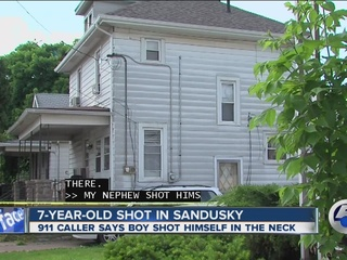 Uncle pleads not guilty after Sandusky boy shot