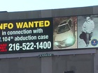 Search for kidnapper intensifies with billboards