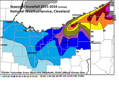 geauga county map with Wrap Up 2015 16 Snowfall  Es In Below Normal Across Much Of Northern Ohio on Horse Farm Making Great Strides together with Seneca Lake in addition F 57 in addition Oh Geauga County Zip Code Map further Regions of ohio.
