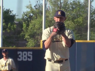 Kent student hoping to be picked in MLB Draft