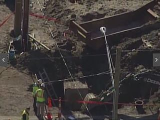 Aqua Ohio cited after fatal trench collapse