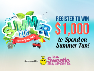 Win $1,000 with the Summer Fun Contest