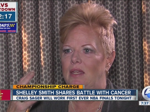 Shelley Smith shares her story