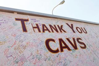 GALLERY | Cavaliers championship parade