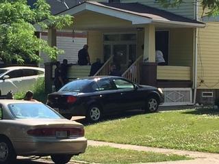 Police: Boy shot while playing with gun