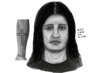 UPDATE: police release sketch in priest assault