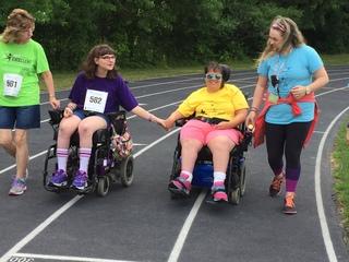 Achievement Center's fundraiser a success