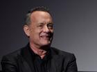 Tom Hanks stops by Angelos Pizza in Lakewood