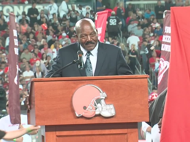 Jim Brown and EA Sports reach settlement