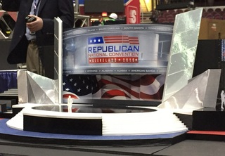 Look of final RNC stage revealed at the