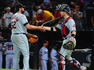 Indians get 10th straight win