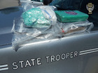 $600K worth of heroin, cocaine found in car
