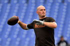 Cleveland Browns waive Quarterback Connor Shaw