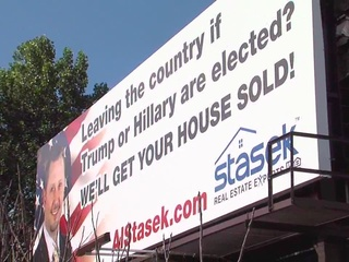 I-71 billboard prompts political buzz