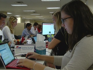 College students to get experience at RNC