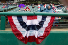 After rain delay, Indians defeat Tigers 5-3