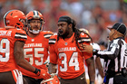 Isaiah Crowell attends fallen officer's funeral