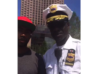CLE police turn to social media to keep peace