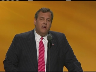 WATCH: Christie's mock trial for Clinton