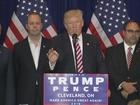 Donald Trump, Mike Pence speak at Westin