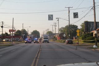 Child struck by vehicle in Lorain