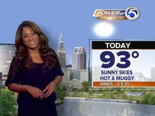 FORECAST: More heat & humidity