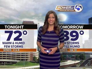 FORECAST: Tracking our next round of storms