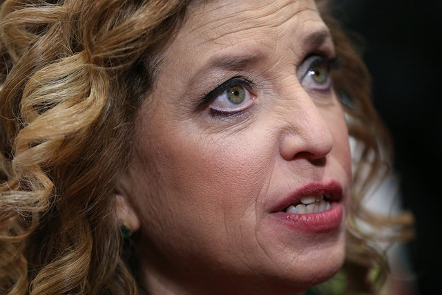 Debbie Wasserman Schultz to step down