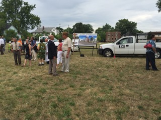 Lorain church holds groundbreaking ceremony