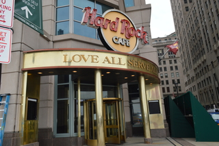 Hard Rock Cafe in Cleveland officially closes