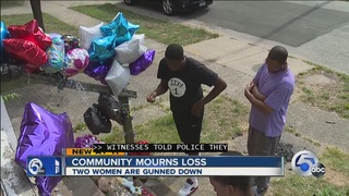 Police find two women shot to death