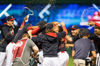 Indians rally against Papelbon to beat Nationals