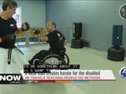 Local man creates karate for the disabled
